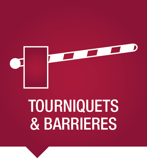 barrieres tourniquets
