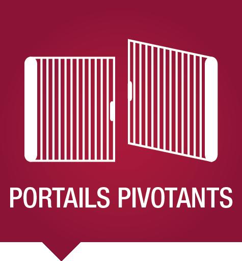 Portails et portillons à vantaux et pivotants - Betafence