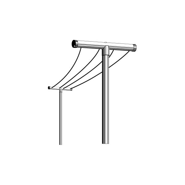grillage pour plantes grimpantes treillis zenturo. Black Bedroom Furniture Sets. Home Design Ideas