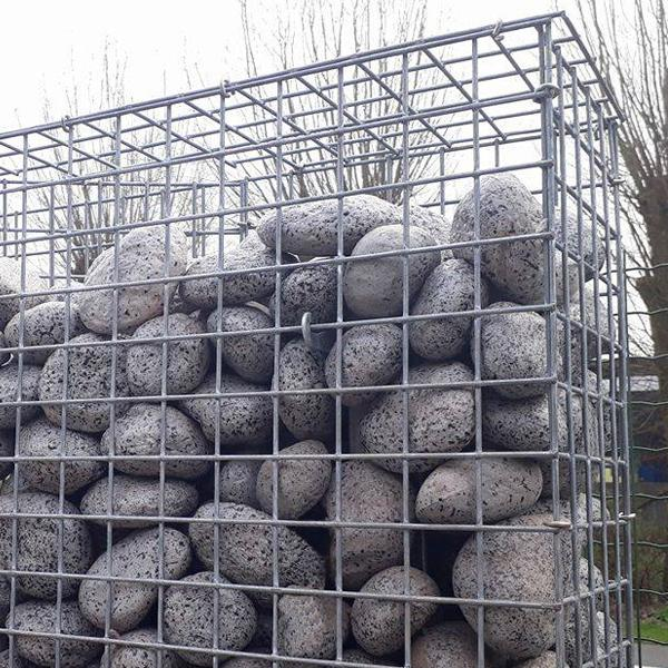mur grillag gabion stonewall betafence. Black Bedroom Furniture Sets. Home Design Ideas